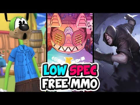 💾 Best Free To Play Low Spec MMO For Low End PC | SKYLENT