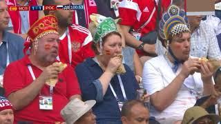 Русские Красавицы ЧМ 2018 Россия Вперед!!!! Россия - Испания Ржач Прикол Смех Больлельщики Футбол