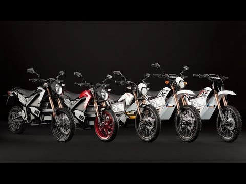 Zero Motorcycles: 2012 Model Line (price+specs)