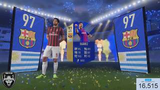SUAREZ TOTS IN A PACK!! SUPER PACK OPENING 9 TOTS GUARENTEED! Live only on NMF