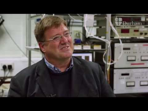 Professor Damian Hampshire talks about fusion energy, suggesting it could be economically viable.
