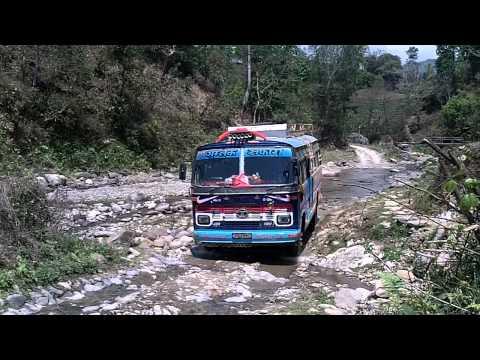 nepal bus service