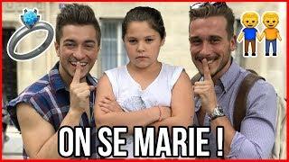 JE PIÈGE MA PETITE SOEUR !! 💍👬 thumbnail