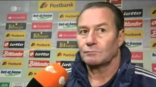 Borussia Mönchengladbach gegen Schalke 04 (21. Spieltag Saison 2011/2012)