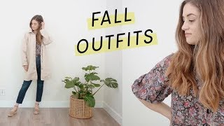 thredUP Fall Outfit Thrift Haul + Try On | Alli Cherry