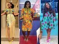 Hottest #African Short Dresses: 100% Nigerian #Ankara and Ghanian kente ...