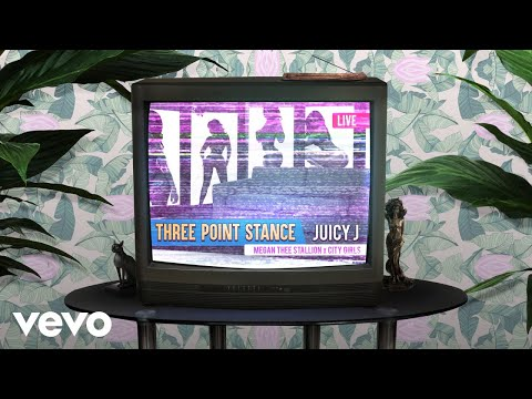 New Music: Juicy J feat. Megan Thee Stallion & City Girls – 'Three Point Stance'
