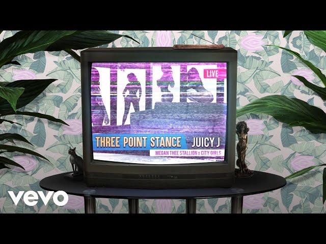 New Music: Juicy J feat  Megan Thee Stallion & City Girls