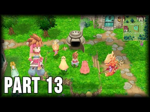 Secret of Mana - 100% Walkthrough Part 13 [PS4] – Ice Country