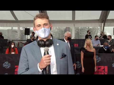 Mac Jones Interview Alabama QB Is New England Patriots 2021 NFL Draft 1st Round Pick