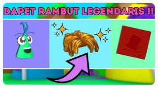"Roblox Indonesia | ""ADA HATS TERSEMBUNYI 😱"" - Bubblegum Simulator"