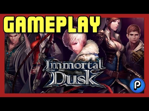 Immortal Dusk First Look Gameplay on Android - Pixel-Freak.com