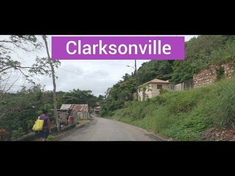 Clarksonville (A Free Village), St Ann, Jamaica