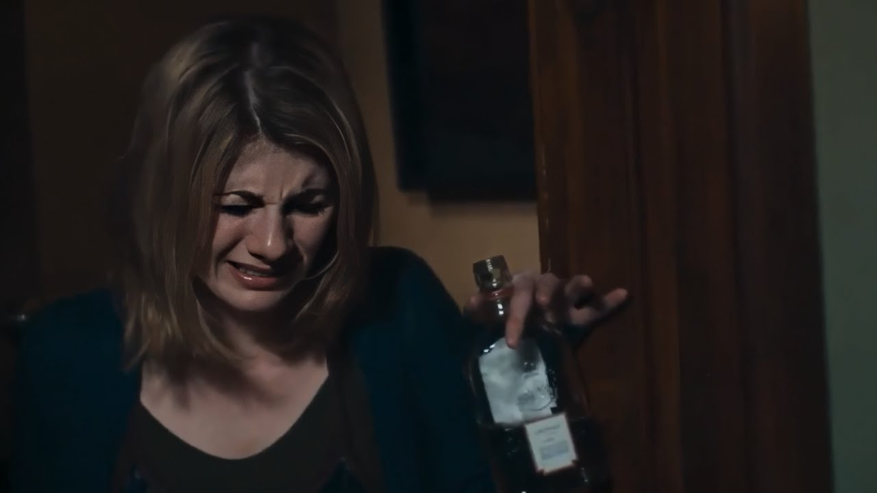 Jodie Whittaker being an amazing actress for 15 minutes straight
