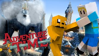 Minecraft: ADVENTURE TIME! (Epic Quests in The Land of Ooo)