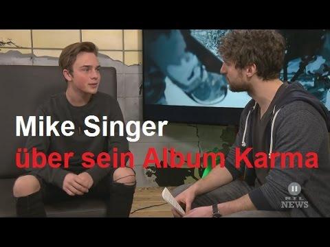 Mike Singer im Interview über sein NEUES Album Karma | RTL 2 News
