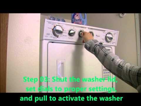 A Guide to Frederiken Court Appliances- Washing Machine