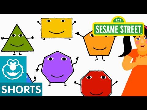 Sesame Street: What Shape Is A Honeycomb?