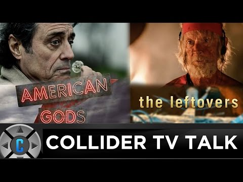 American Gods Season Premiere, The Leftovers Review - Collider TV Talk