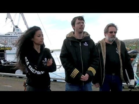 Sea Shepherd Conservation Society Announces Operation GrindStop 2014