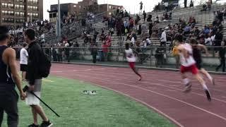 Bergen Catholic's Rahmir Johnson blazes to 200m title at Bergen County Meet of Champions