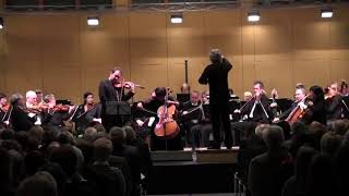 J  Brahms Concerto For Violin, Violoncello and Orchestra a minor Op  102 2nd movement