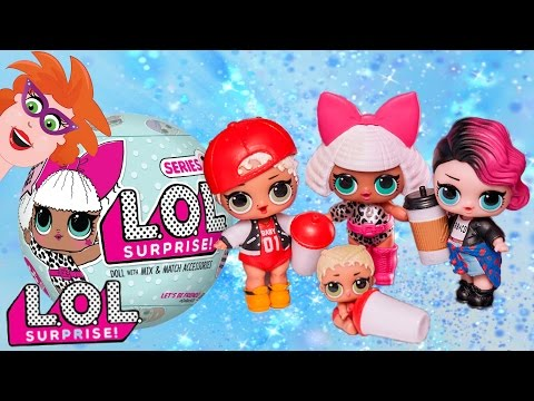 L.O.L. Surprise unboxing & review Nederlands - Nu al een SPECIAL EDITION?