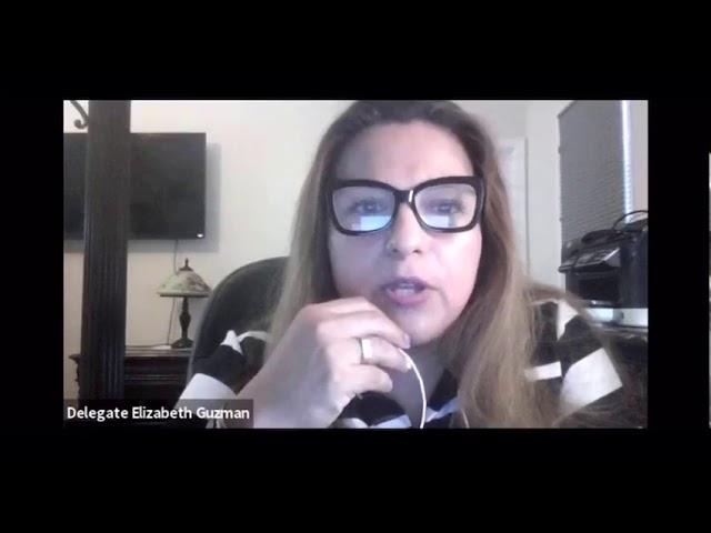 Delegate Elizabeth Guzman: House Patron