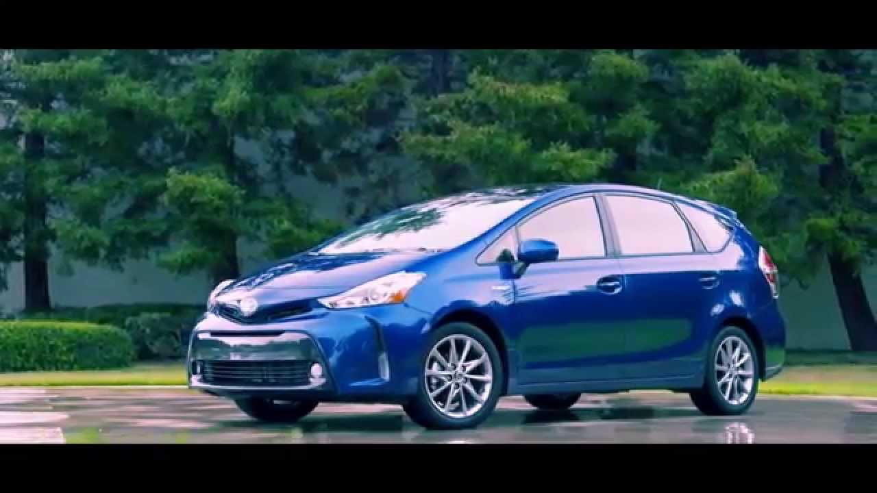 2016 Toyota Prius V Review Interior Exterior Test Drive