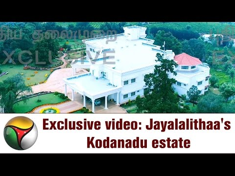 Exclusive VISUALS | Jayalalithaa's Kodanadu Bunglow Estate after Murder