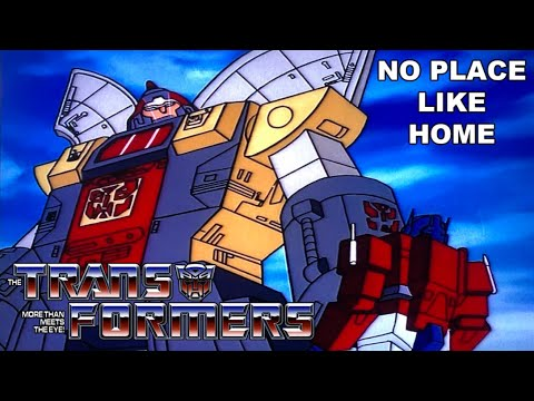 Transformers G1 UNOFFICIAL Continuation (Fan made) No Place Like Home Parts 1 - 3