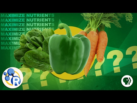 How Does Cooking Affect Nutrients in Veggies?