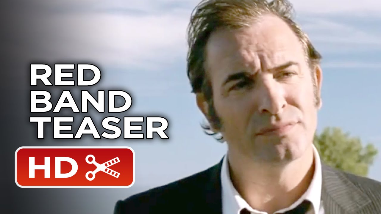 The Connection Official Red Band Teaser 1 (2015) - Jean Dujardin Movie HD