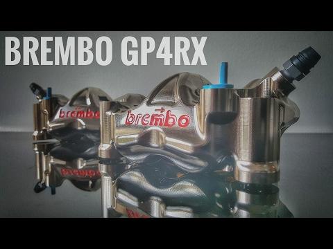 PeteZ1000 : แกะกล่อง Brembo GP4 RX
