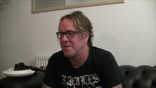 Fear Factory - England - Summer 2016 European Tour - England - Episode 1