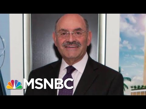 Donald Trump Org CFO Allen Weisselberg Could Testify In Front Of Congress | Velshi & Ruhle | MSNBC