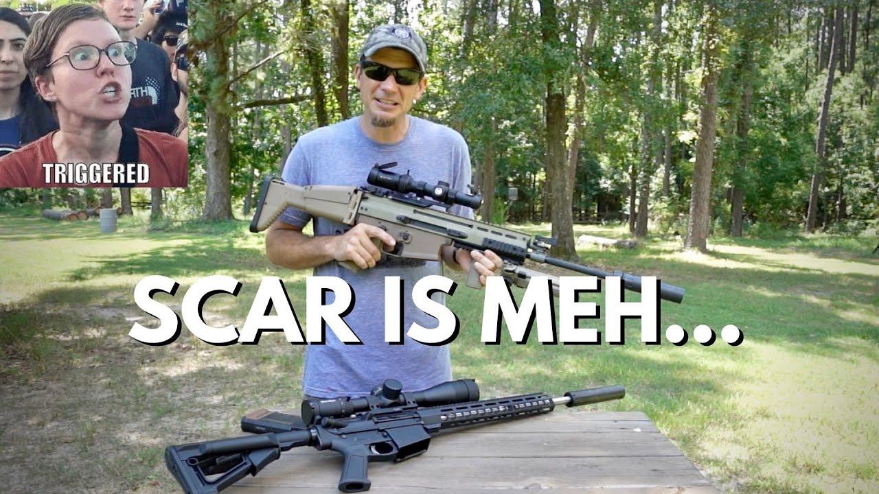 $3,000 SCAR VS budget AR10 (let the hate begin!)