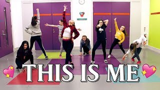 This Is Me Dance Choreography | The Greatest Showman!