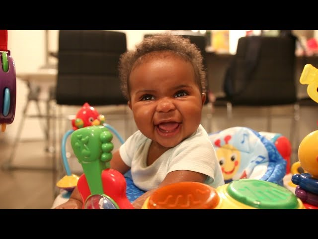 New Father Chronicles - Interview With A 6-Month-Old