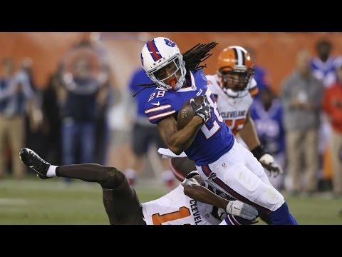 Bills rookie Ronald Darby intercepts McCown - 2015 NFL Preseason Week 2 highlight