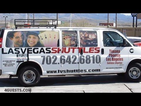 Las Vegas Shuttles >> Las Vegas Shuttle