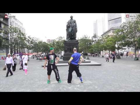 How To Dance CUBA 2012 - Street Dance 2 Final - by Schweppy