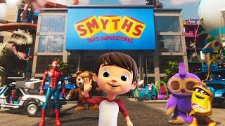 Wenn Du ein Spielzeug wärst, welches wärst Du? - Smyths Toys Superstores DE