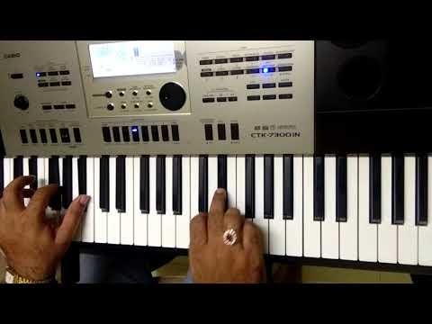 Learn Mere Rashke Kamar with chords