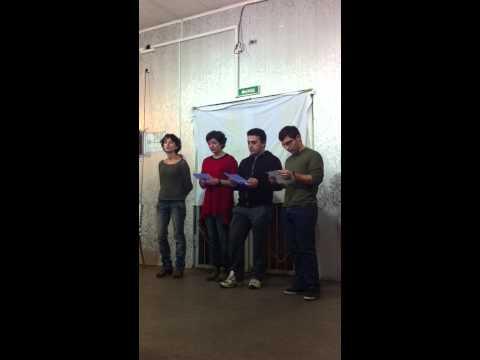 Msho Gorani (Մշո գորանի) - Armenian song in Losevo, Leningrad Oblast