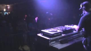 Brainwash tracks mixed by X-POSE @ Public Execution (X-Pose B-Day), Lisbon [01-02-2013]