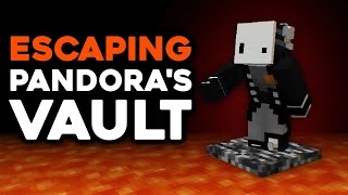 Escaping The Dream SMP's Most Inescapable Prison (pandora's vault)