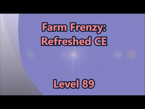 Farm Frenzy - Refreshed CE Level 89 |
