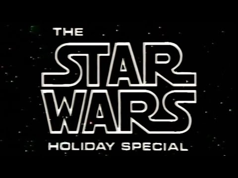 Tony Mott - The Star Wars Holiday Special.