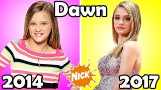 Nickelodeon Famous Stars Before and After 2017 🌟 Then and Now